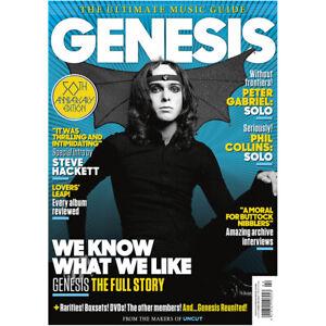 UK UNCUT Magazine Feb 2019: GENESIS Ultimate Music Guide 50th Anniversary Issue