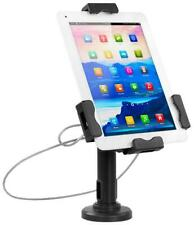 Mount-It! Secure Universal Tablet POS Kiosk with Wall Bracket Add-on  ...