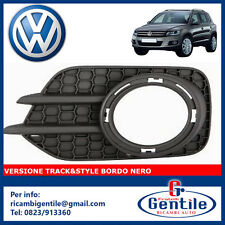 VOLKSWAGEN TIGUAN 2011 TRACK & STYLE GRILL FOG LAMP LEFT WITHOUT FRAME