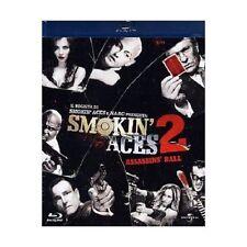SMOKIN' ACES 2 - ASSASSINS' BALL -  BLURAY -  NUOVO SIGILLATO
