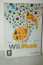 Wii MUSIC GIOCO NUOVO SIGILLATO NINTENDO Wii EDIZIONE INGLESE PAL VBC 47052