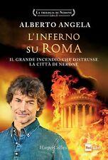 9788869059339 L'inferno su Roma. Il grande incendio che distruss...rone (Vol. 2)