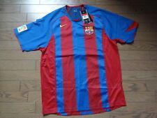 FC Barcelona 100% Original 2004/05 Home Jersey Shirt L BNWT Made in El Salvador