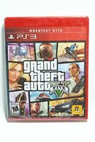 Grand Theft Auto V GTA 5 [Sony PlayStation 3 2013] PS3 **Brand New**