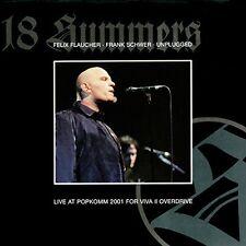 18 SUMMERS Unplugged Live Popkomm 2001