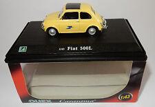 CARARAMA HONGWELL FIAT 500L 500 1/43  POSTES POSTE PTT IN BOX 1 SEULE à VENDRE