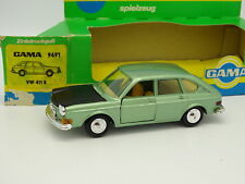 Gama Mini 1/43 - VW 411 E Verde