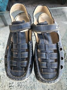 Wolky Walking Sandals. Size 42