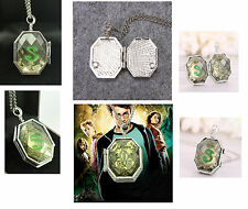 Harry Potter Horcrux Medallion mit Halskette 50cm 1 Stk (Voldemorts 3.Horcrux)``