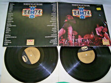 2 LP - The Who The Best of the Last Ten Years - Karussell Gold # cleaned