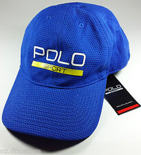 New Authentic Ralph Lauren Polo Sport Baseball Cap Hat 6 - 14 Year Boys Oz