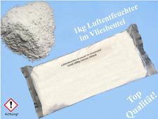 10x1Kg(1,65?/kg) Luftentfeuchter Granulat im Vliesbeutel Raumentfeuchter