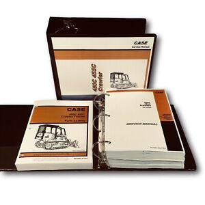 Tools & Equipment Case Crawler Dozer 550E MPN # 7-65580 ...