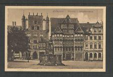 1910s HILDESHEIM WEDEKIND n TEMPELHERRENHAUS GERMANY POSTCARD