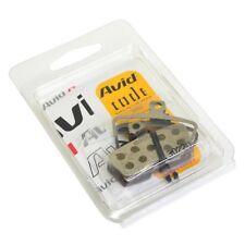 AVID Brake Pads For 2011 Code & Coder Disc Brakes, Organic, Alloy Back Plate