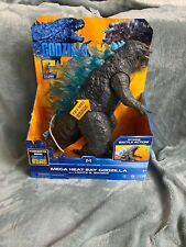 "PLAYMATES MONSTERVERSE GODZILLA VS KONG 13"" MEGA Godzilla WITH SOUNDS & LIGHTS"