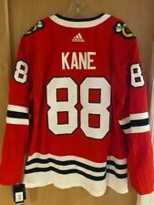 ADIDAS AUTHENTIC ON ICE CHICAGO BLACKHAWKS PATRICK KANE ADIZERO JERSEY sz 54
