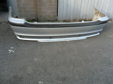 BMW 318i TOURING 2004 REAR BUMPER COMPLETE WITH PARKING SENSORS TITAN SILVER