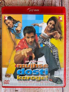 Mujhse Dosti Karoge! DVD ~ Yash Chopra presents