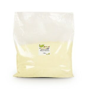 Vital Wheat Gluten (Pure Gluten Flour) 2.5kg   Free UK Mainland P&P