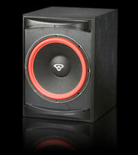 "Cerwin Vega XLS-15S 15"" Front Firing Powered Subwoofer 250 Watt Home Theater New"