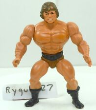 MOTU, Wonder Bread He-Man, Masters of the Universe, savage, figure, brown hair