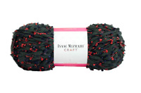Issac Mizrahi Yarn Bulky 5 99Yards Each in Park Avenue Green 2 Bundles