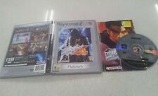 Tekken 4 Sony PS2 (Platinum) Complete PAL Version