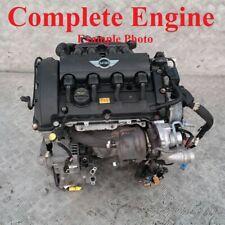 BMW Mini Cooper S R55 R56 R57 174HP Bare Engine N14B16AB New Timing WARRANTY
