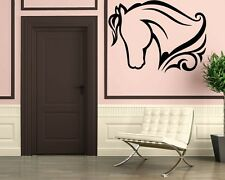 Wall Stickers Vinyl Decal Horse Animal Nature Racehorse ig212