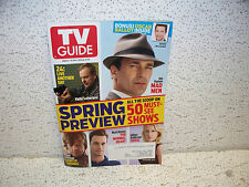 TV Guide Magazine March 3 2014 Mad Men Gillian Anderson Game of Thrones