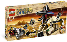 7326 RISE OF THE SPHINX lego NEW legos set PHAROAH'S QUEST egypt pyramid RETIRED