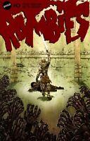Rombies #0 (of 6) Zombies in Rome Comic Book - Gestalt