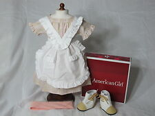 American Girl Addy's Plaid Summer Set for Dolls New in box