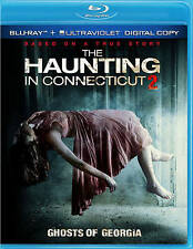 The Haunting in Connecticut 2: Ghosts of Georgia (Blu ray Disc, 2013)  LM7