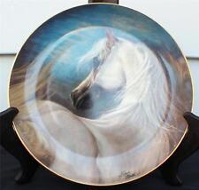 1993 Danbury Mint Porcelain Noble and Free Series Eternity Calls Décor Plate