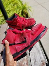 Kids Sneaker Size 7Y  nike air new mink Dunks SB