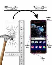 Real Hard HD Tempered Glass Temper Glass Screen Protector For Huawei P10