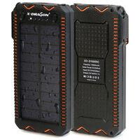 15000Mah Batterie De Secours Chargeur Batterie Externe Portatif Énergie Solaire