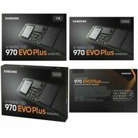 250G 500GB 1T SAMSUNG 970 EVO Plus SSD Internal Solid State Drive M.2 3D V-NAND