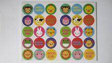 180 Reward Stickers Animals Assorted Freepost