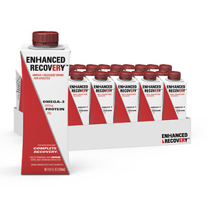 Enhanced Recovery Omega-3 Sports Recovery Drink