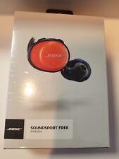 Bose Soundsport Free Wireless Orange