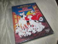 DVD - 101 Dalmatiner - WALT DISNEY - Z5 - 1.Auflage Rückseite mit Hologramm