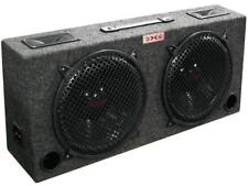 "NEW Dual 8"" FullRange Car Audio Stereo Speaker System.ATV.JEEP.8"" woofers.box"