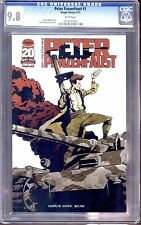 PETER PANZERFAUST #1 CGC 9.8 WHITE PAGES