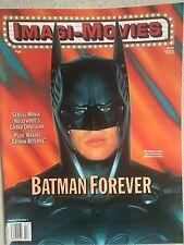IMAGI-MOVIES Magazine - From Cinefantastique - Vol 3, No 1  - Batman