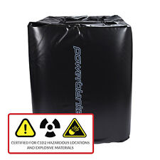 Powerblanket Safety Certified C1D2 Hazloc Area, 330-Gallon IBC Tote/Tank Heater