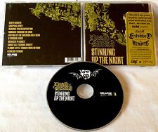 Death Breath - Stinking Up The Night CD OOP 2006 RELAPSE dismember carcass