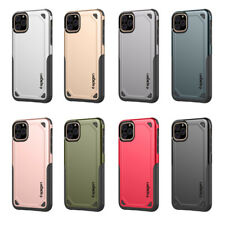 Spigen For Apple iPhone 11 Pro Max [Hybrid Armor] Case TPU Cover Bumper Slim Sho
